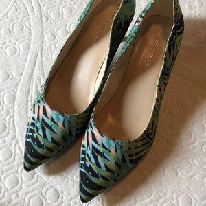 Marc Fisher kitten heels